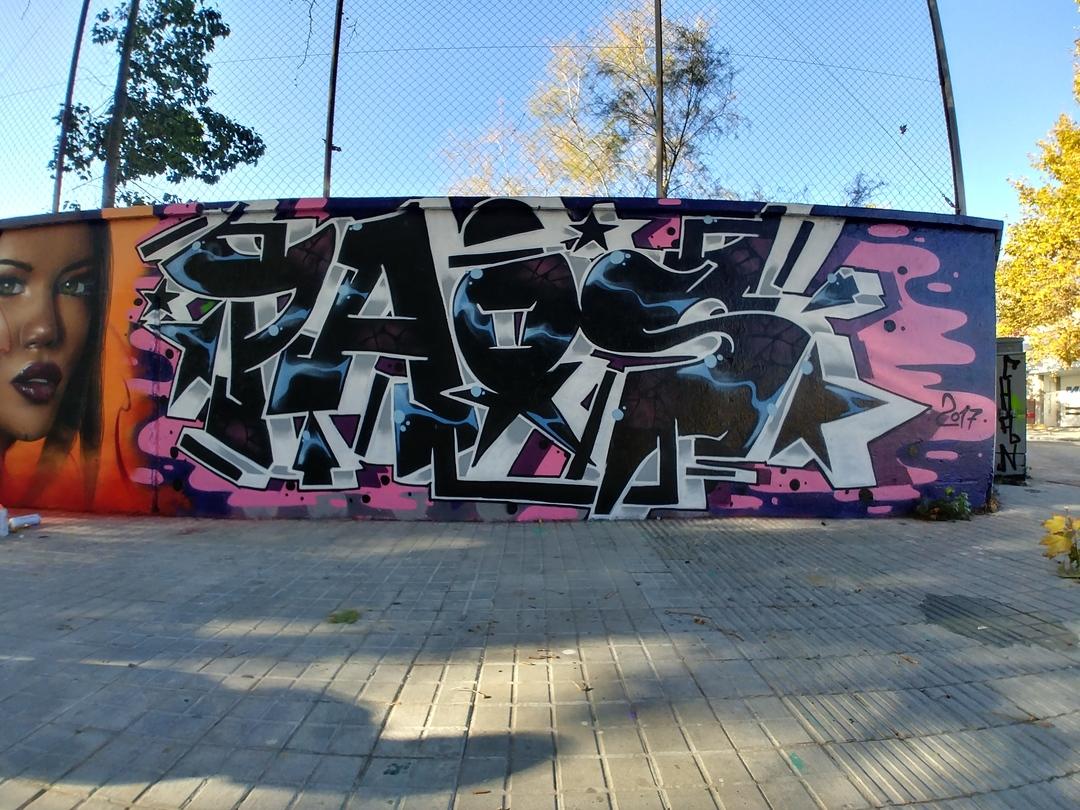 Wallspot - Paos -  - Barcelona - Agricultura - Graffity - Legal Walls -