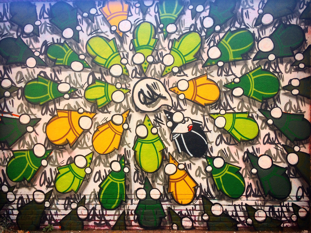 Wallspot - ONA -  - Barcelona - Selva de Mar - Graffity - Legal Walls -