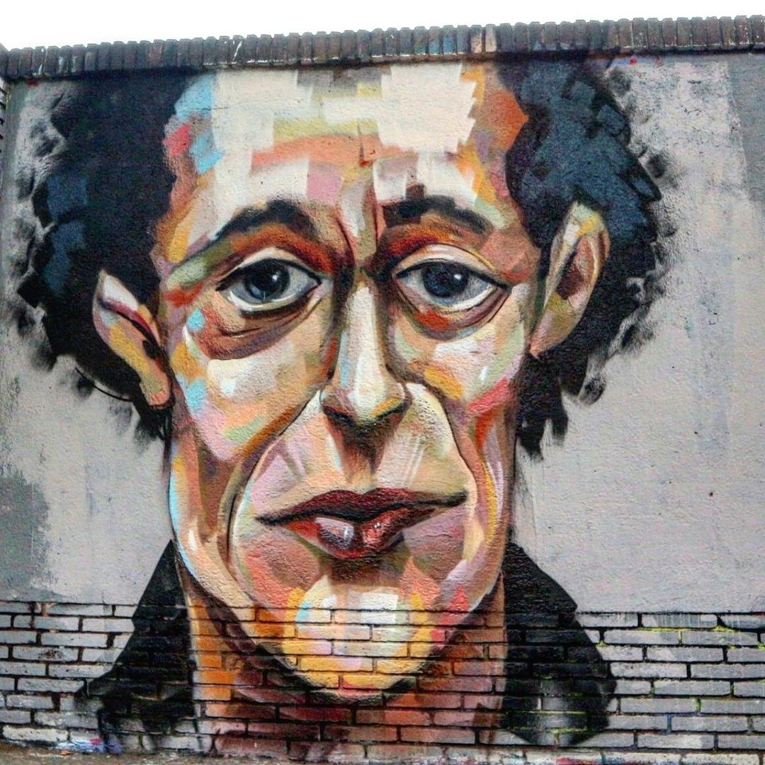 Wallspot - senyorerre3 - Art Manumanu  - Barcelona - Selva de Mar - Graffity - Legal Walls - Illustration - Artist - manumanu