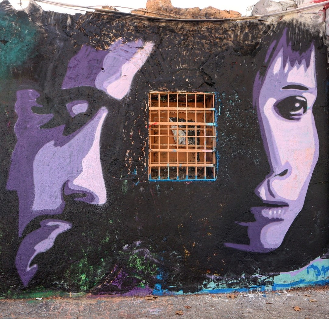 Wallspot - senyorerre3 - Art Sm172  - Barcelona - Western Town - Graffity - Legal Walls - Illustration