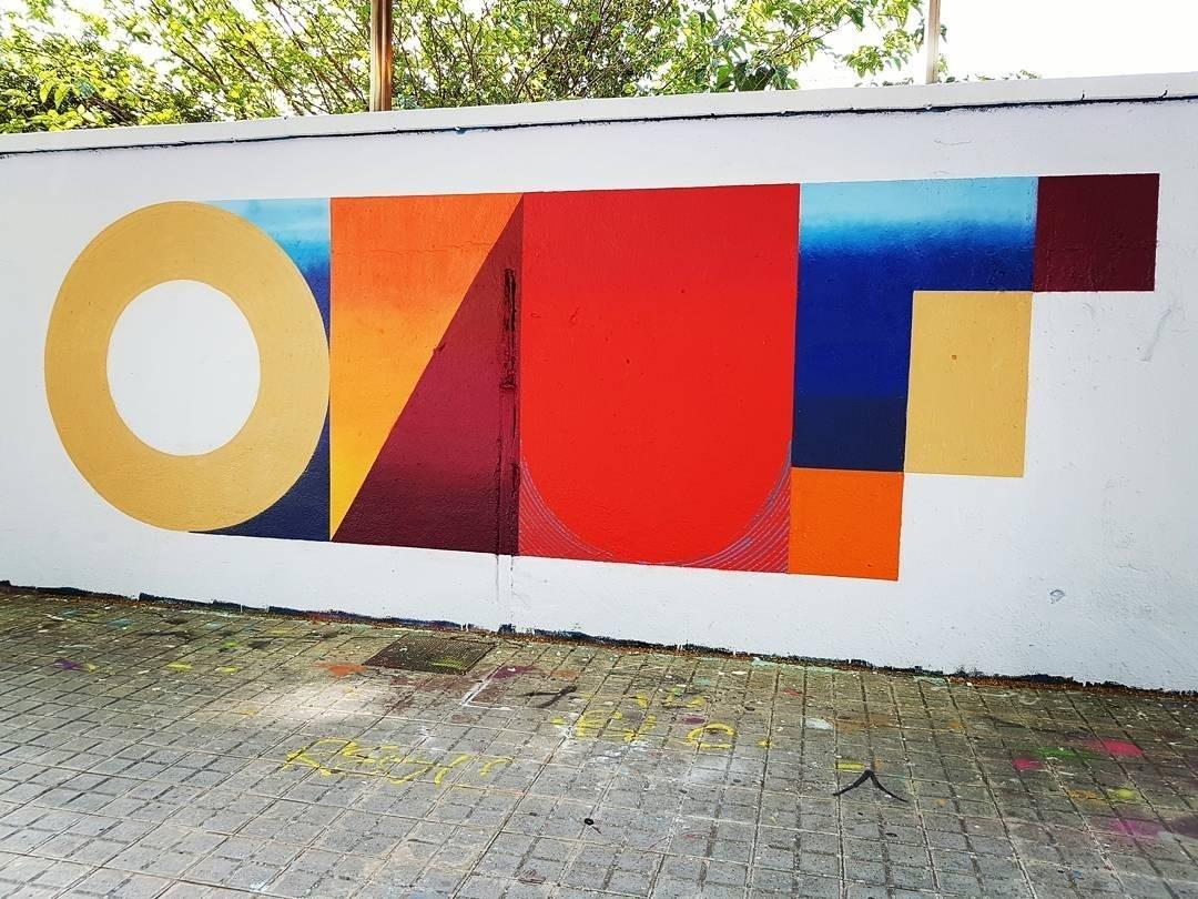 Wallspot - senyorerre3 - Art 2000nce  - Barcelona - Agricultura - Graffity - Legal Walls - Illustration - Artist - DATILthedogg