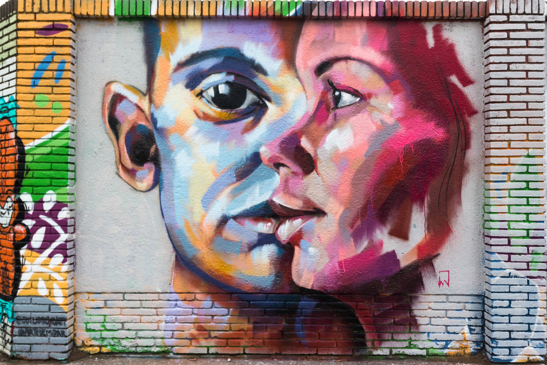 Wallspot - JOAN PIÑOL - MANU MANU - Barcelona - Selva de Mar - Graffity - Legal Walls -  - Artist - elmanu