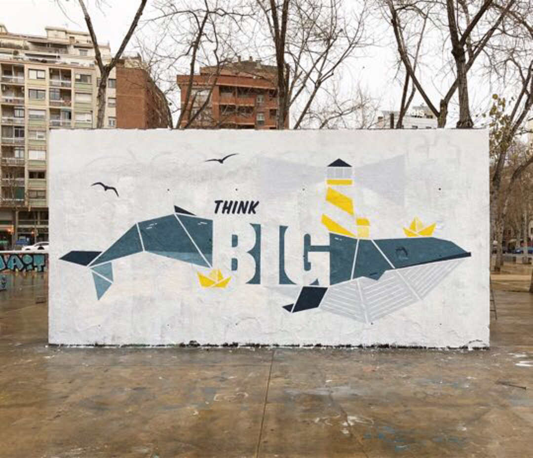 Wallspot - nuriatoll -  - Barcelona - Tres Xemeneies - Graffity - Legal Walls -