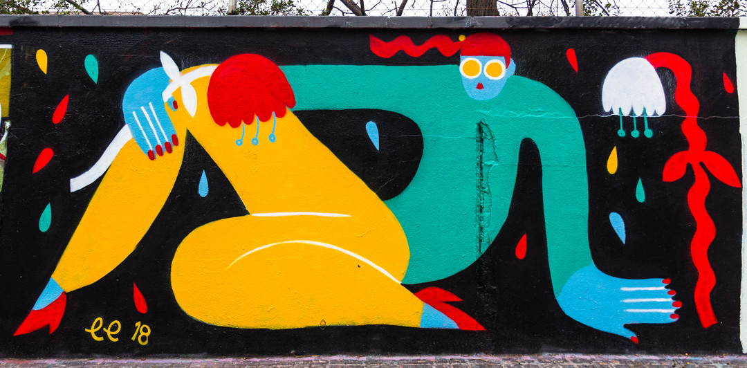 Wallspot - JOAN PIÑOL - JOAN PIÑOL - Projecte 06/03/2018 - Barcelona - Agricultura - Graffity - Legal Walls -