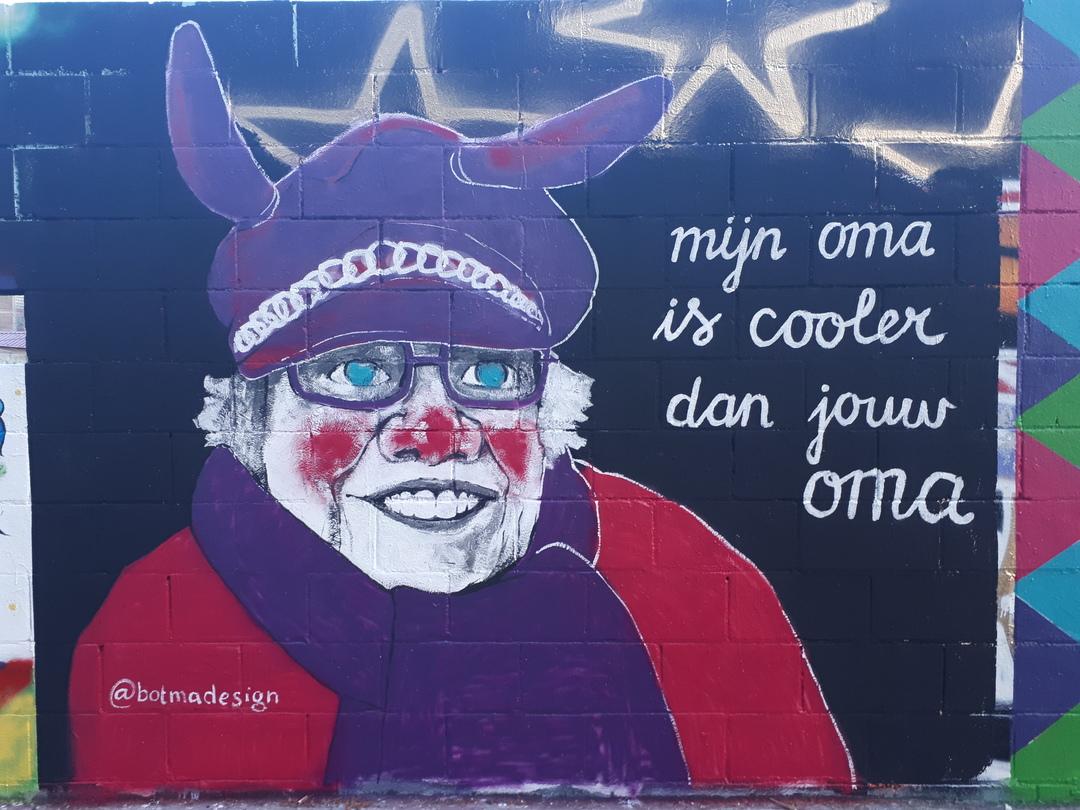 Wallspot - botma - Oma - Barcelona - Poble Nou - Graffity - Legal Walls - Letters, Illustration