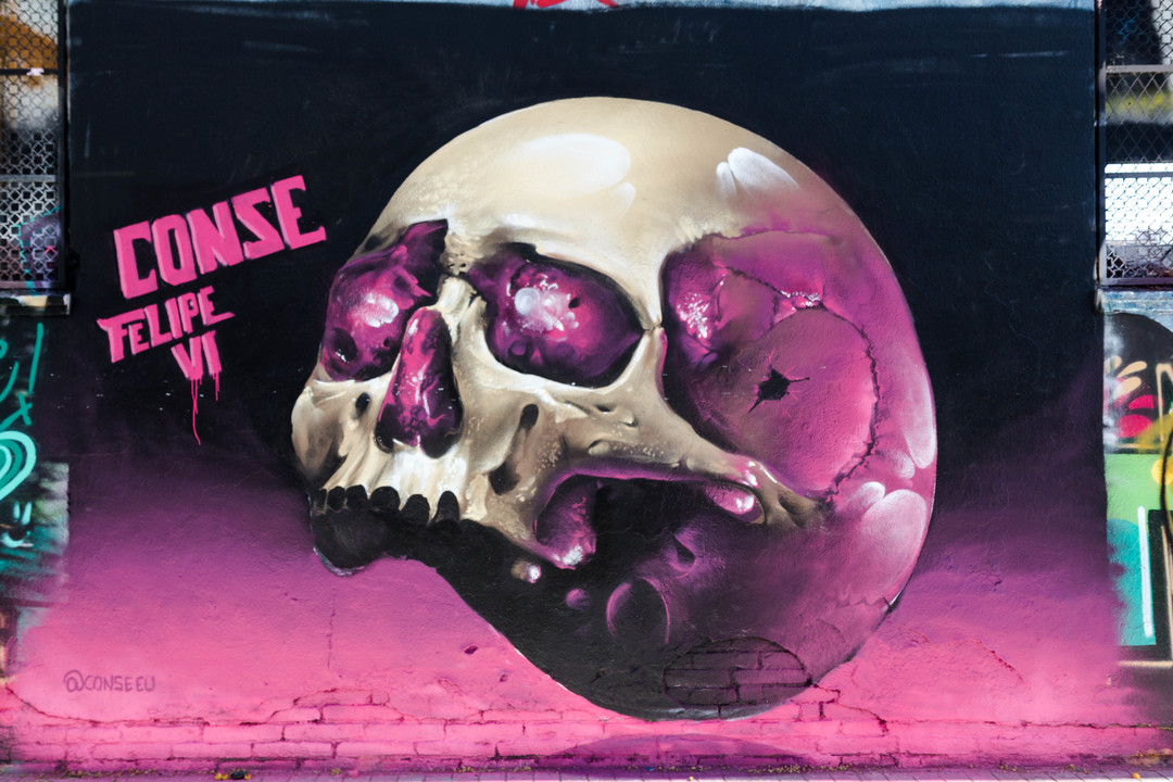 Wallspot - JOAN PIÑOL - JOAN PIÑOL - Projecte 13/03/2018 - Barcelona - Agricultura - Graffity - Legal Walls -