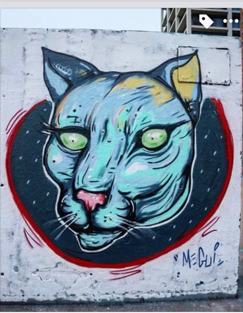 Wallspot - MEGUI -  - Barcelona - Drassanes - Graffity - Legal Walls -