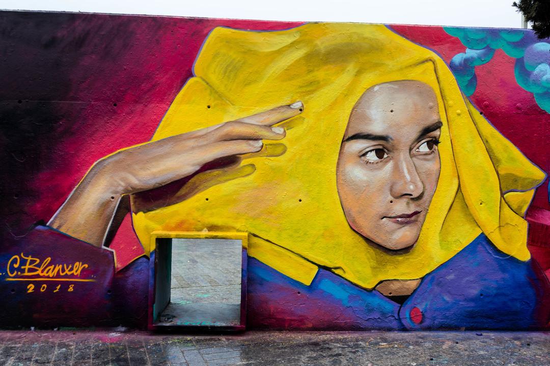 Wallspot - JOAN PIÑOL - JOAN PIÑOL - Projecte 15/03/2018 - Barcelona - Tres Xemeneies - Graffity - Legal Walls -  - Artist - JOAN PIÑOL