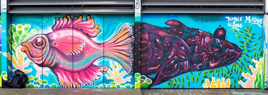 Wallspot - JOAN PIÑOL - JOAN PIÑOL - Projecte 15/03/2018 - Barcelona - Agricultura - Graffity - Legal Walls -