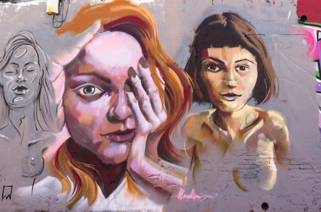 Wallspot - JOAN PIÑOL - JOAN PIÑOL - Projecte 20/03/2018 - Barcelona - Selva de Mar - Graffity - Legal Walls -  - Artist - manumanu