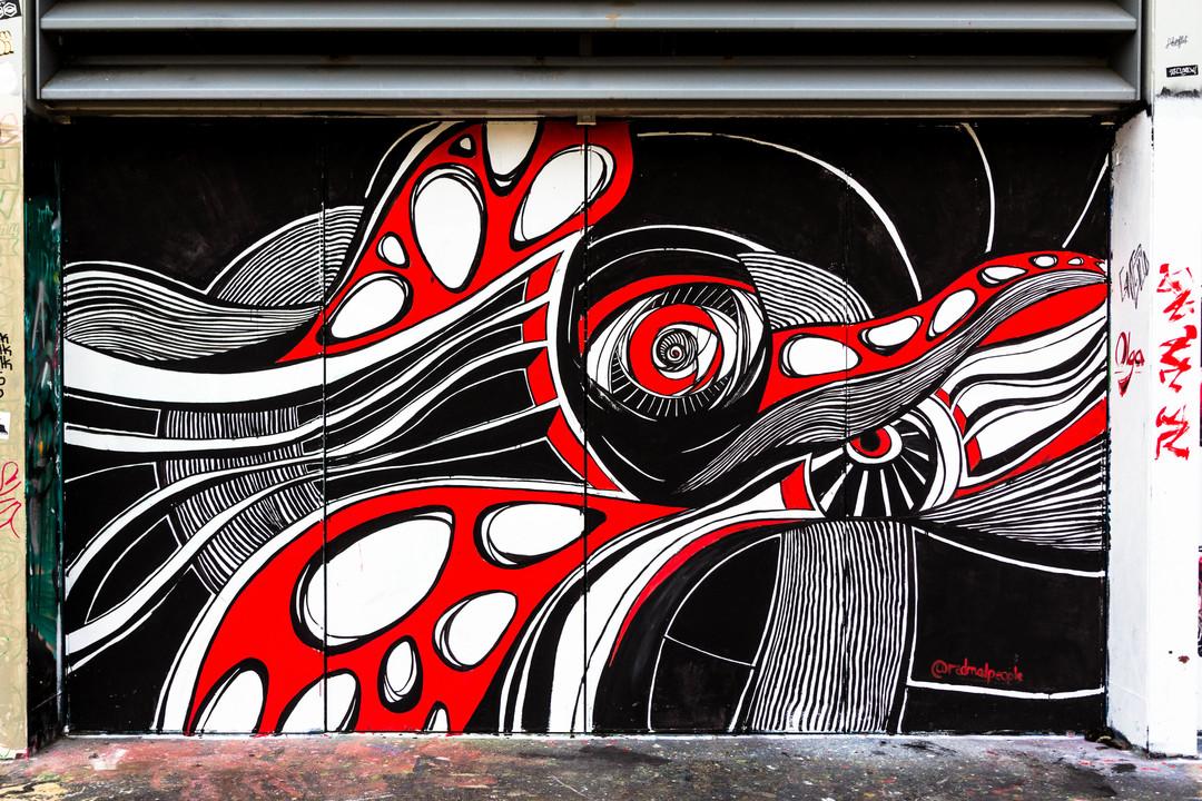 Wallspot - JOAN PIÑOL - Redmadpeople - Barcelona - Agricultura - Graffity - Legal Walls -  - Artist - redmadpeople