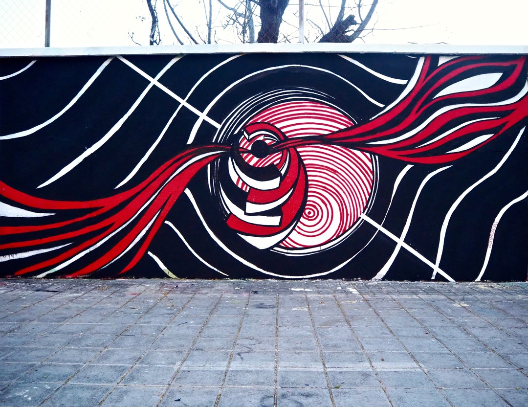 Wallspot - redmadpeople - Agricultura - redmadpeople - Barcelona - Agricultura - Graffity - Legal Walls - Ilustración, Otros