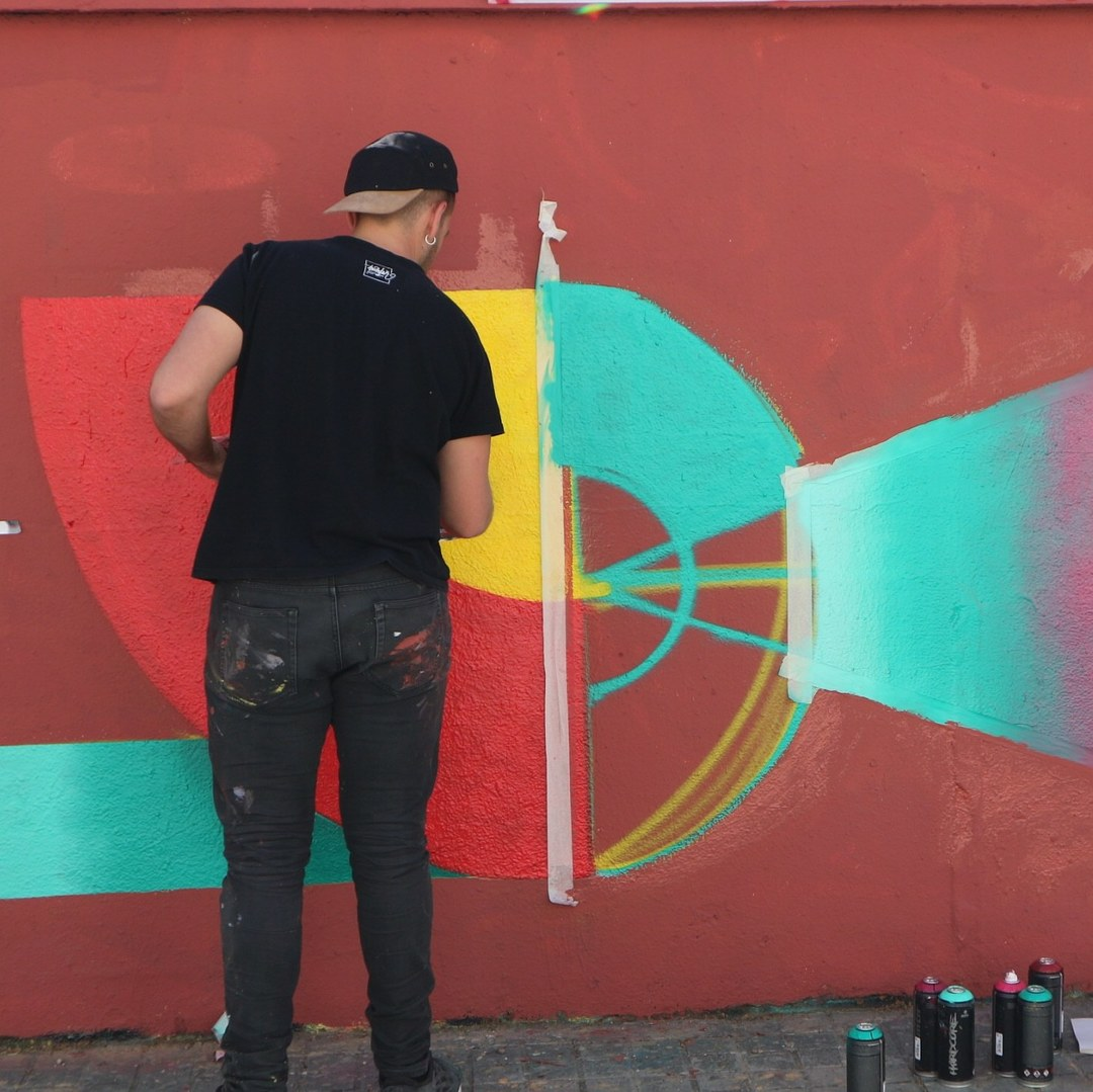 Wallspot - senyorerre3 - Art TONI CUATRERO - Barcelona - Agricultura - Graffity - Legal Walls - Others