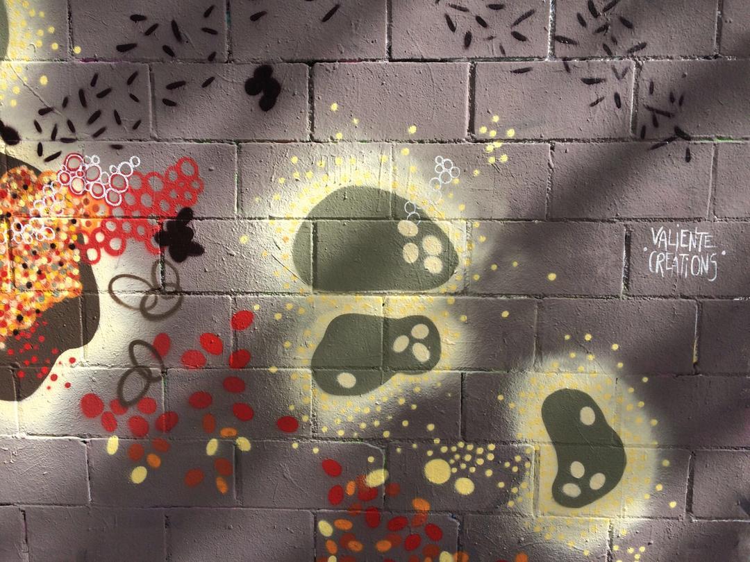 Wallspot - Valiente Creations -  - Barcelona - Poble Nou - Graffity - Legal Walls -