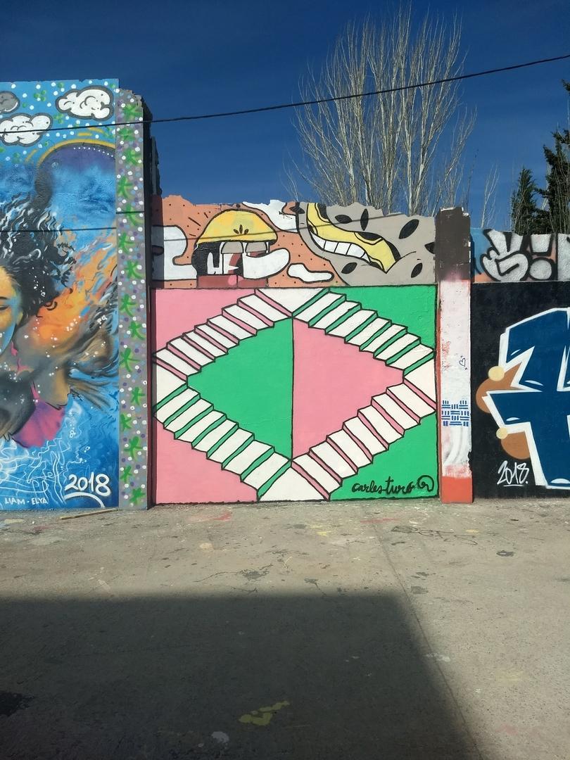 Wallspot - Carles Turó - escarles - Barcelona - Agricultura - Graffity - Legal Walls - Il·lustració, Altres