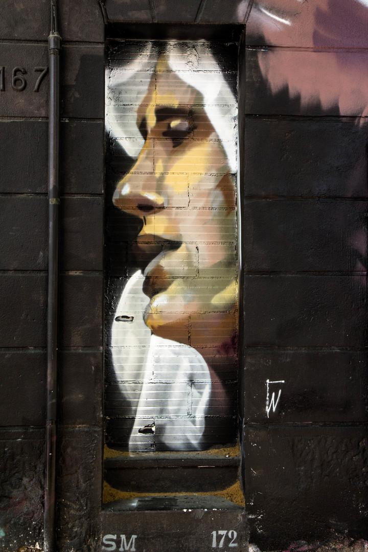 Wallspot - JOAN PIÑOL - JOAN PIÑOL - Projecte 25/04/2018 - Barcelona - Selva de Mar - Graffity - Legal Walls -  - Artist - manumanu