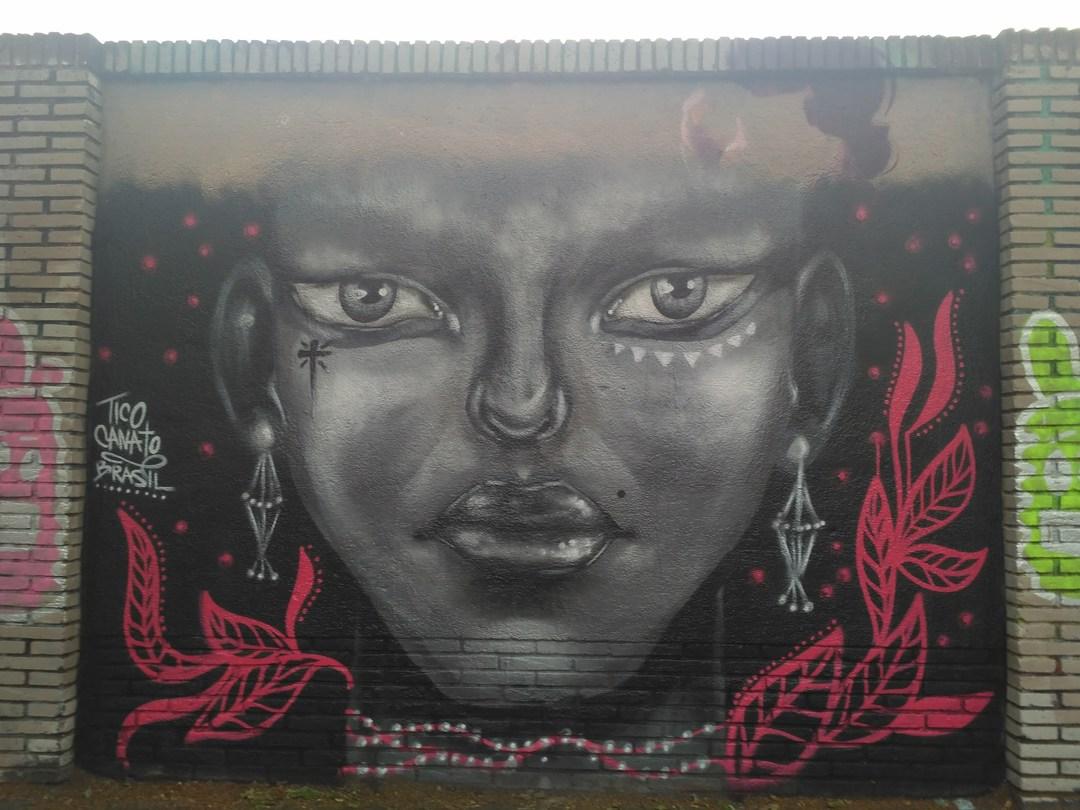 Wallspot - evalop - evalop - Project 03/05/2018 - Barcelona - Selva de Mar - Graffity - Legal Walls -  - Artist - tico canato
