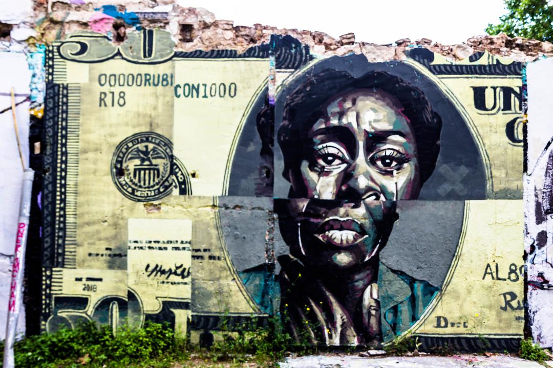Wallspot - JOAN PIÑOL - JOAN PIÑOL - Projecte 14/05/2018 - Barcelona - Western Town - Graffity - Legal Walls - Illustration - Artist - Rubicon1