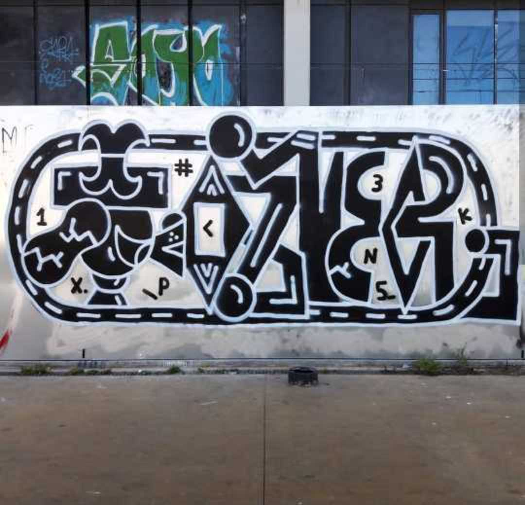Wallspot - Osier Luther -  - Barcelona - Agricultura - Graffity - Legal Walls -