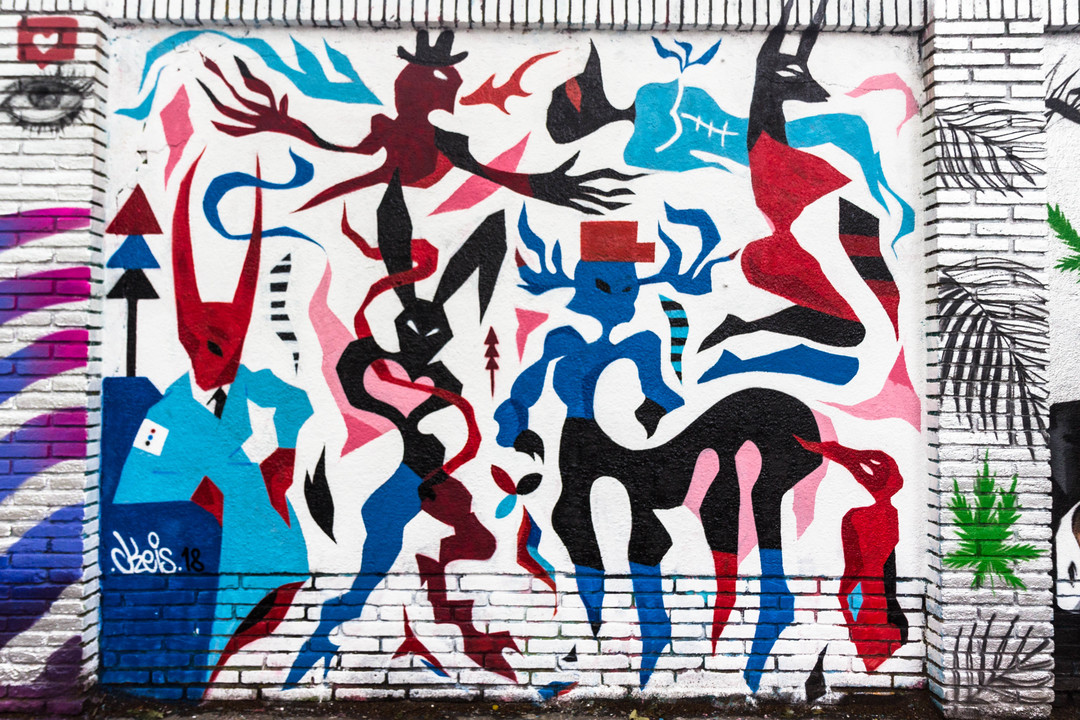 Wallspot - JOAN PIÑOL - JOAN PIÑOL - Project 19/05/2018 - Barcelona - Selva de Mar - Graffity - Legal Walls -