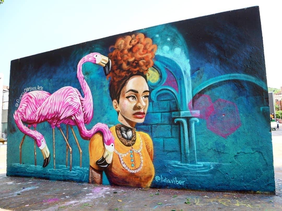 Wallspot Art Lidia Viber Franco Martinez