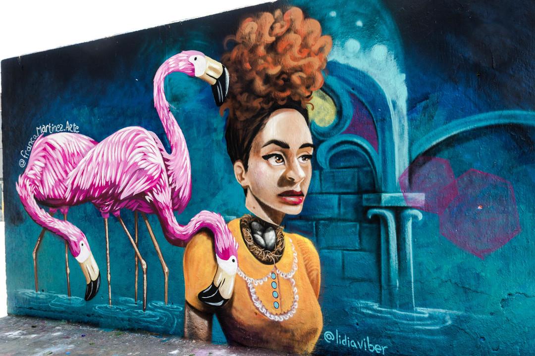 Wallspot - JOAN PIÑOL - JOAN PIÑOL - Projecte 29/05/2018 - Barcelona - Agricultura - Graffity - Legal Walls -