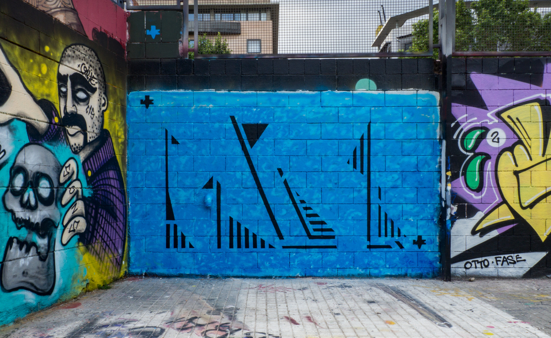 Wallspot - Ramo - Pool - RAMO - Drassanes - Barcelona - Drassanes - Graffity - Legal Walls - Illustration, Others
