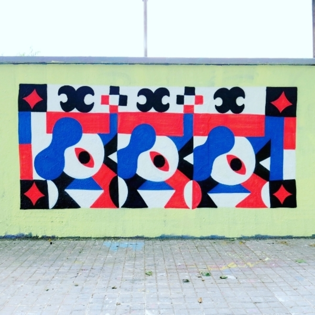 Wallspot - Osier Luther -  - Barcelona - Selva de Mar - Graffity - Legal Walls -