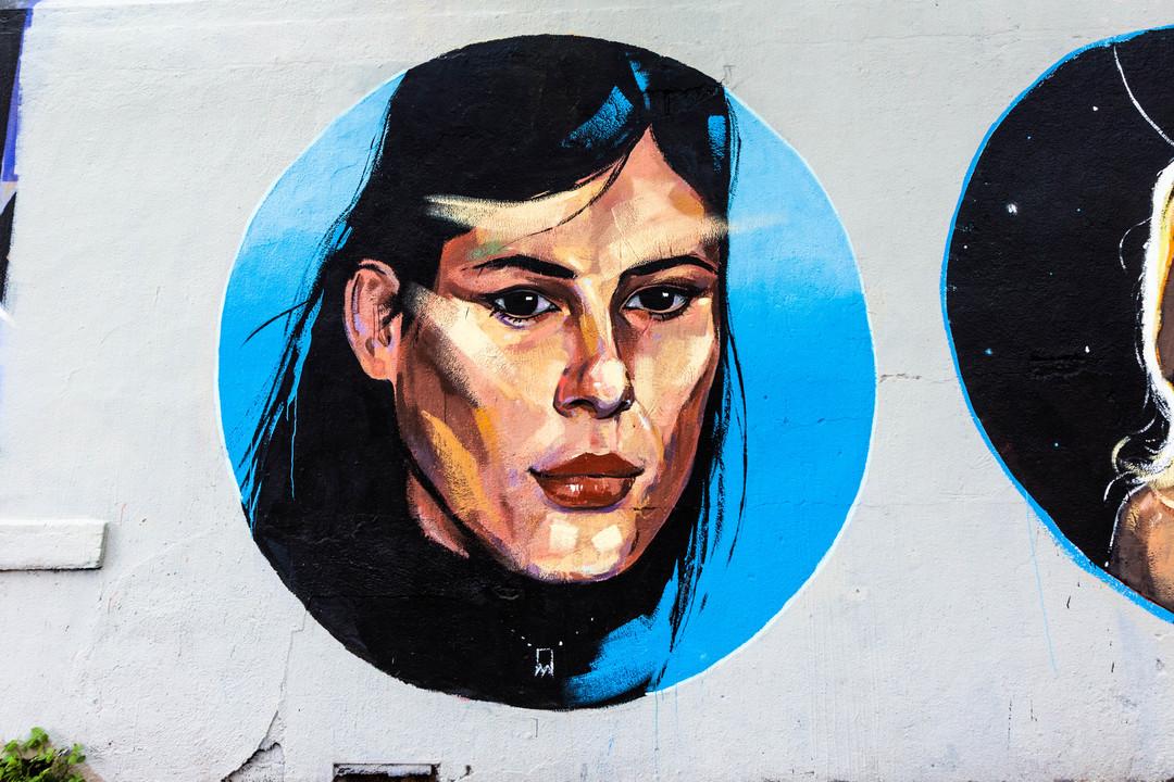 Wallspot - JOAN PIÑOL - JOAN PIÑOL - Projecte 01/06/2018 - Barcelona - Selva de Mar - Graffity - Legal Walls - Illustration - Artist - manumanu
