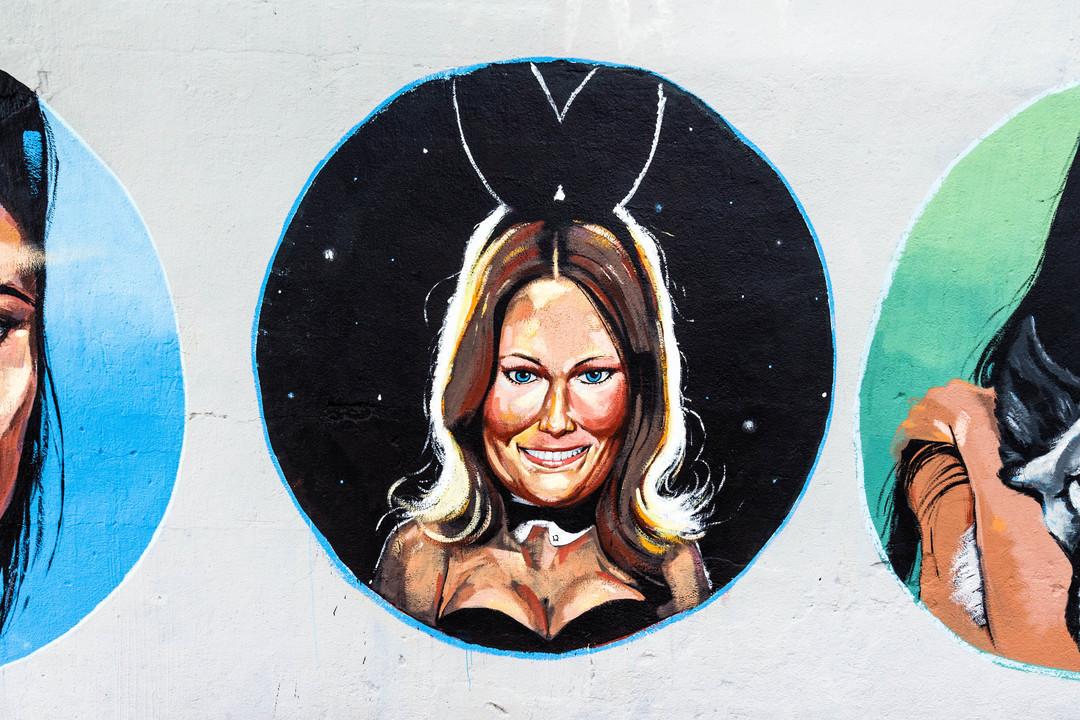 Wallspot - JOAN PIÑOL - JOAN PIÑOL - Projecte 01/06/2018 - Barcelona - Selva de Mar - Graffity - Legal Walls - Illustration