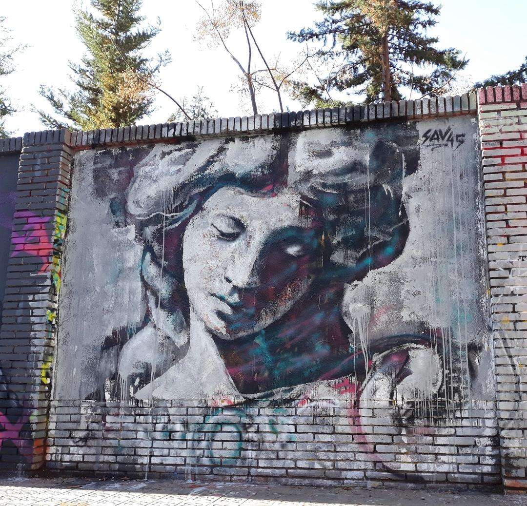 Wallspot - savf - Selva de Mar - savf - Barcelona - Selva de Mar - Graffity - Legal Walls - Altres