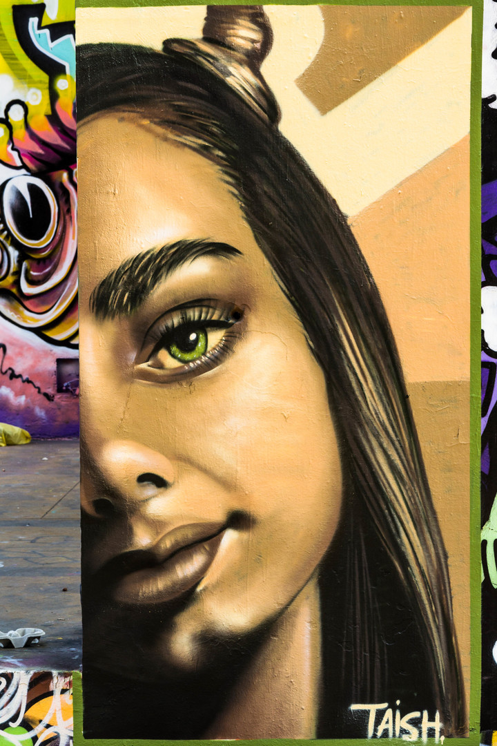Wallspot - JOAN PIÑOL - JOAN PIÑOL - Projecte 03/06/2018 - Barcelona - Tres Xemeneies - Graffity - Legal Walls -