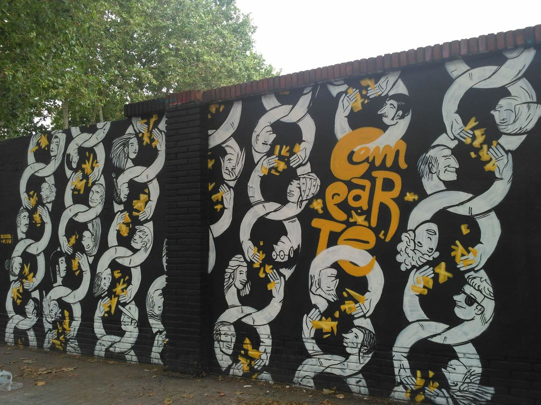 Wallspot - evalop - evalop - Project 05/06/2018 - Barcelona - Selva de Mar - Graffity - Legal Walls - Ilustración - Artist - nsn997