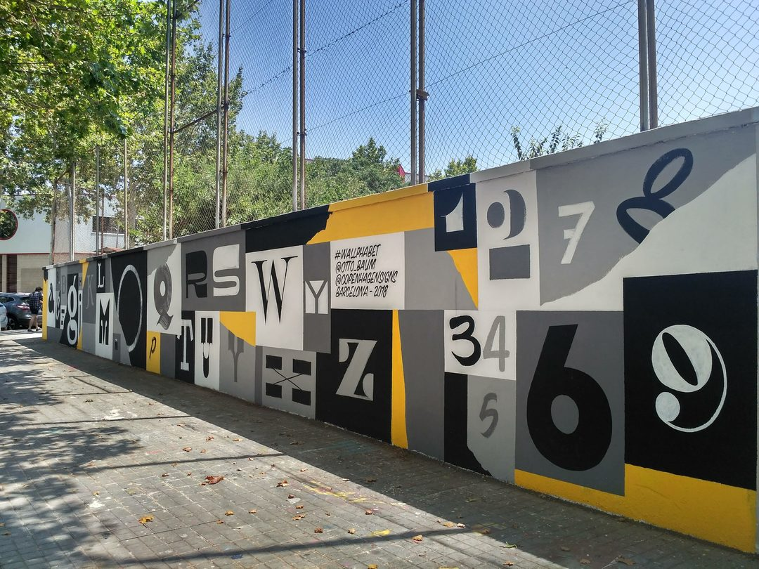 Wallspot - evalop - evalop - Project 13/07/2018 - Barcelona - Agricultura - Graffity - Legal Walls - Illustration