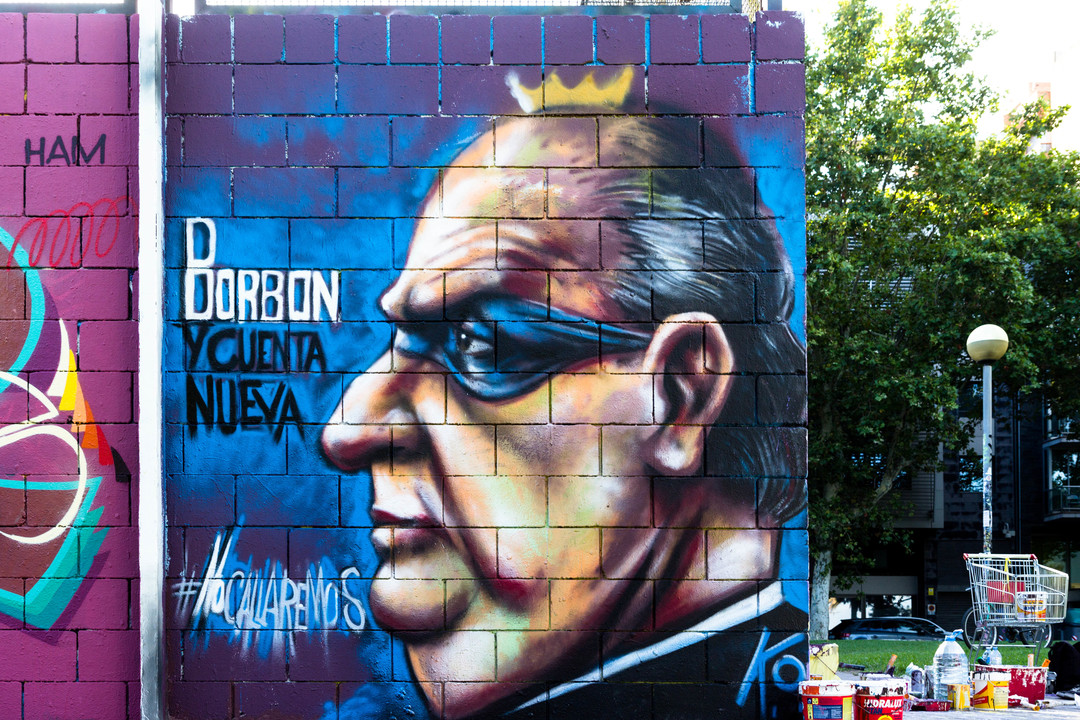 Wallspot - JOAN PIÑOL - KIMO OSUNA - Barcelona - Drassanes - Graffity - Legal Walls -  - Artist - kimo osuna