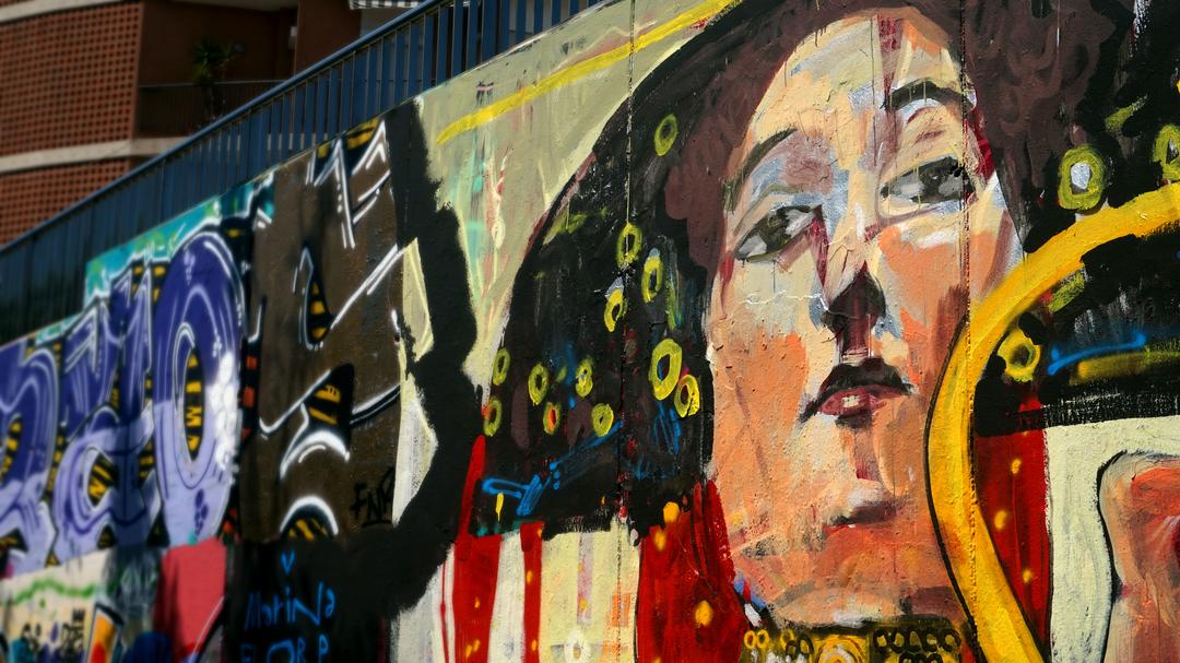 Wallspot - PESK - Mas Guinardó - PESK - Barcelona - Mas Guinardó - Graffity - Legal Walls -