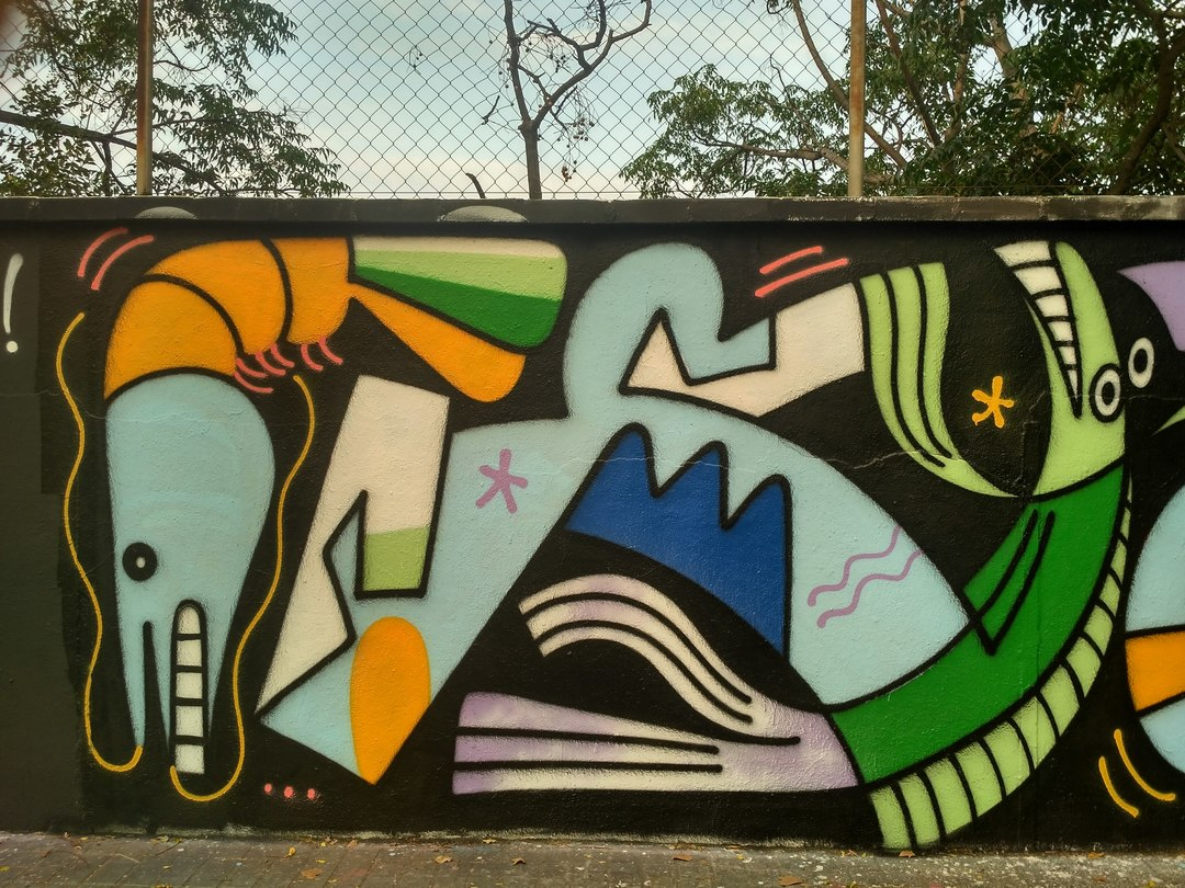 Wallspot - evalop - evalop - Project 03/08/2018 - Barcelona - Agricultura - Graffity - Legal Walls - Ilustración