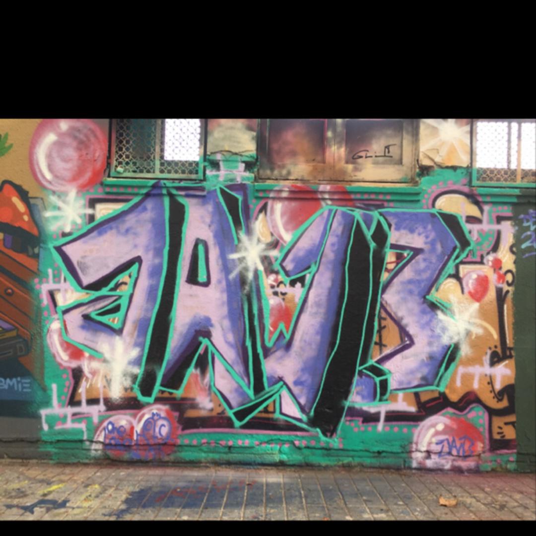 Wallspot - Super G -  - Barcelona - Agricultura - Graffity - Legal Walls - Lletres
