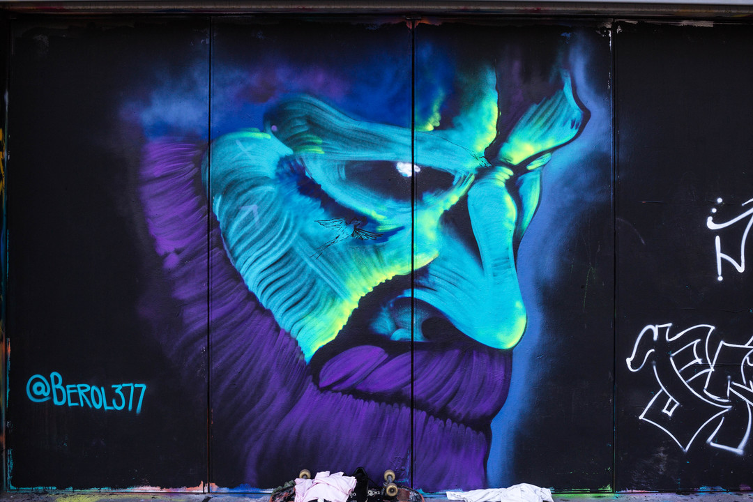 Wallspot - JOAN PIÑOL - BEROL - Barcelona - Agricultura - Graffity - Legal Walls -  - Artist - Berol377