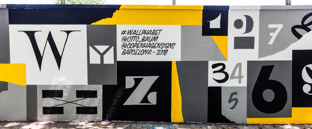 Wallspot - JOAN PIÑOL - JOAN PIÑOL - Projecte 16/09/2018 - Barcelona - Agricultura - Graffity - Legal Walls -