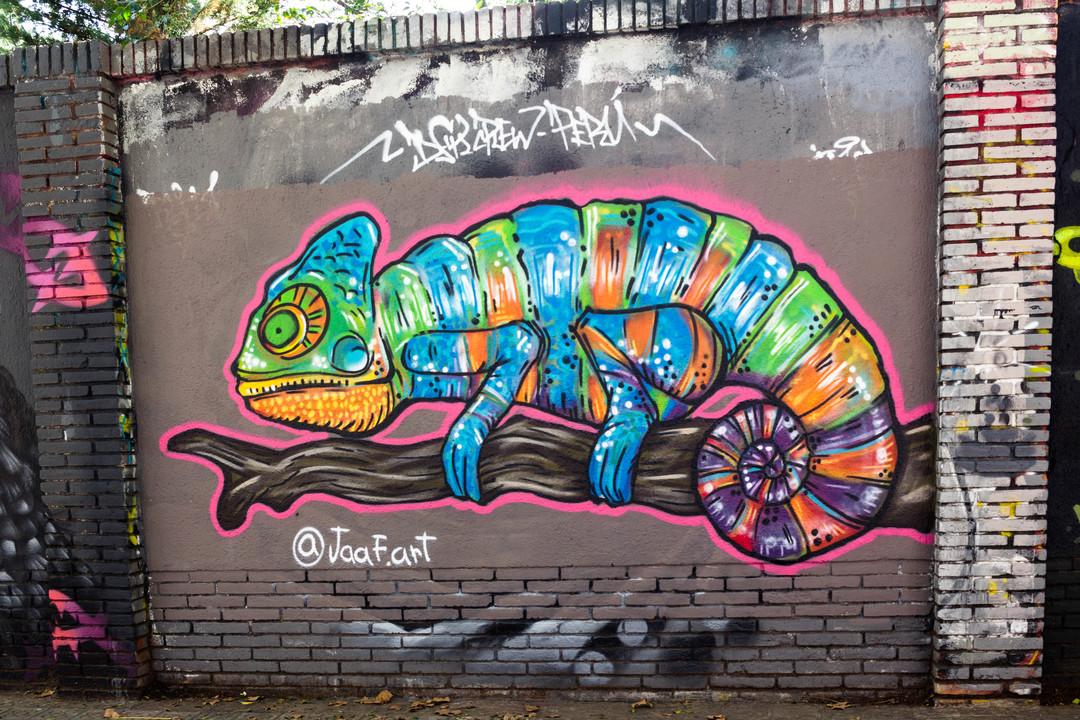 Wallspot - JOAN PIÑOL - @Jaaff.art - Barcelona - Selva de Mar - Graffity - Legal Walls -