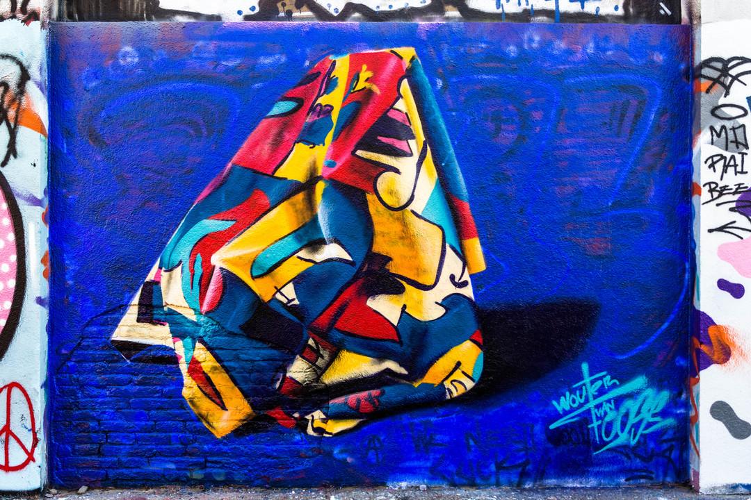 Wallspot - JOAN PIÑOL - FOOSE - Barcelona - Drassanes - Graffity - Legal Walls - Illustration - Artist - Foose