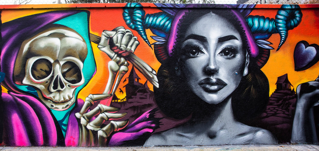 Wallspot - JOAN PIÑOL - JOAN PIÑOL - Projecte 30/09/2018 - Barcelona - Agricultura - Graffity - Legal Walls - Illustration