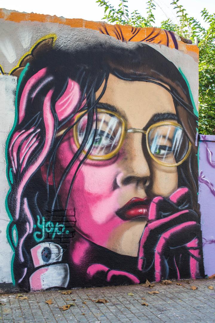Wallspot - JOAN PIÑOL - YOP - Barcelona - Agricultura - Graffity - Legal Walls - Illustration