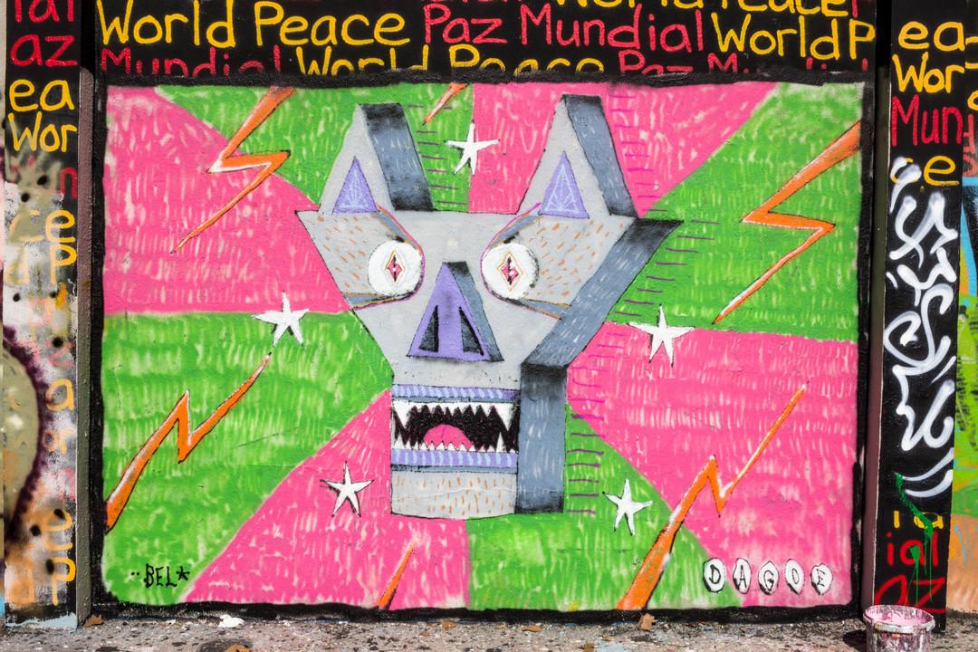 Wallspot - JOAN PIÑOL - DAGOE - Barcelona - Agricultura - Graffity - Legal Walls - Illustration - Artist - dagoe