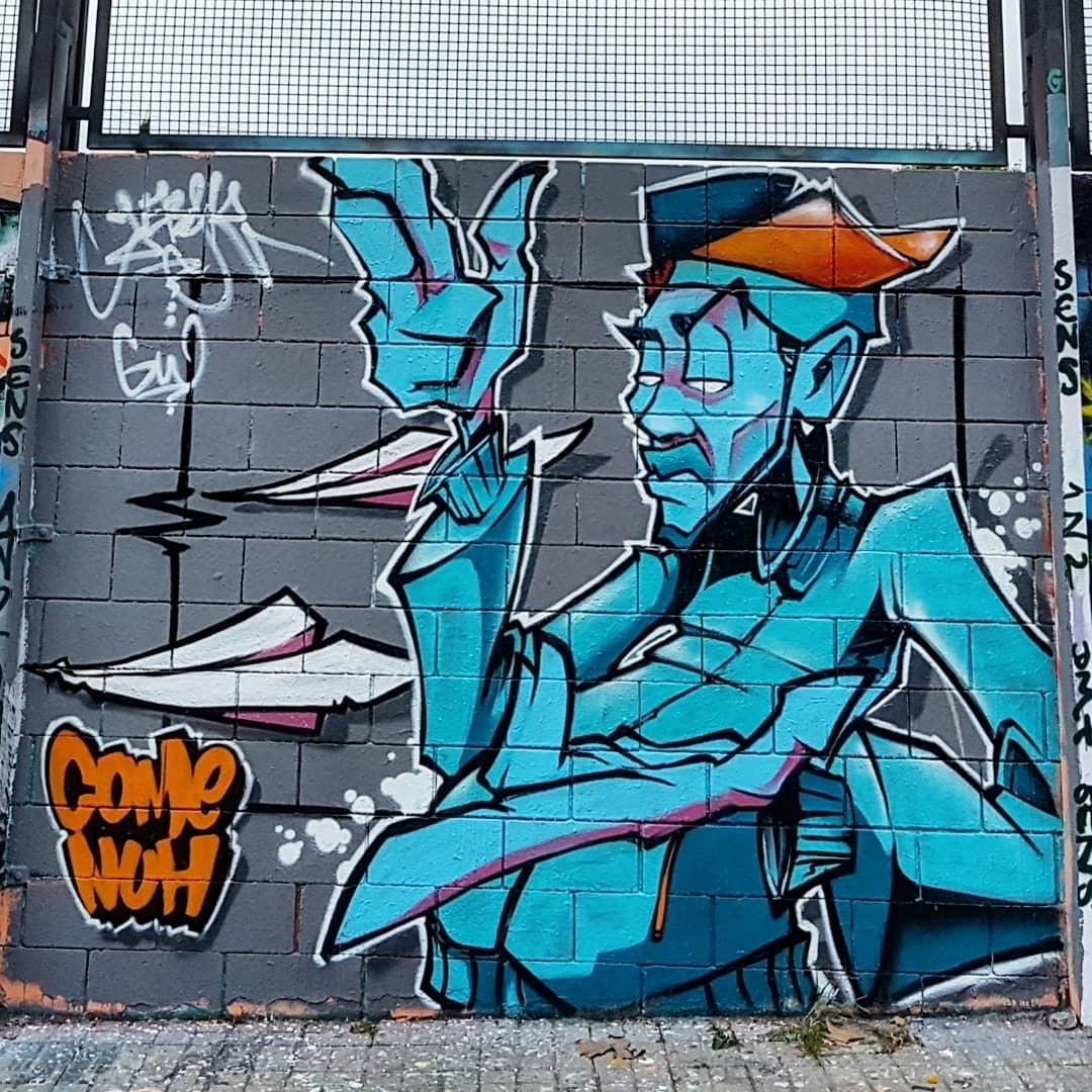 senyorerre3 - Art JOEY GREEN