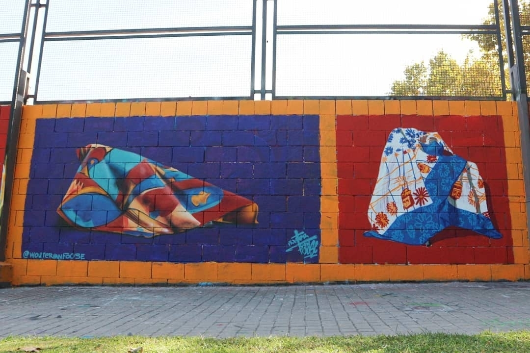 Wallspot - senyorerre3 - Art FOOSE - Barcelona - Drassanes - Graffity - Legal Walls -