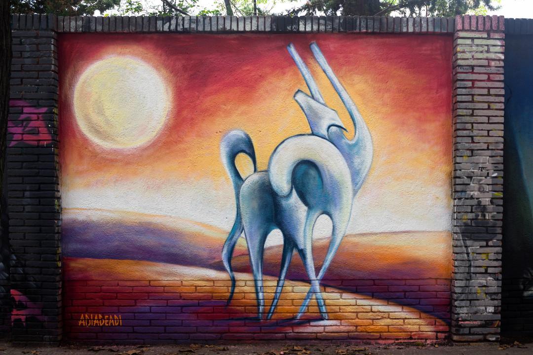 Wallspot - JOAN PIÑOL - JOAN PIÑOL - Projecte 18/10/2018 - Barcelona - Selva de Mar - Graffity - Legal Walls -
