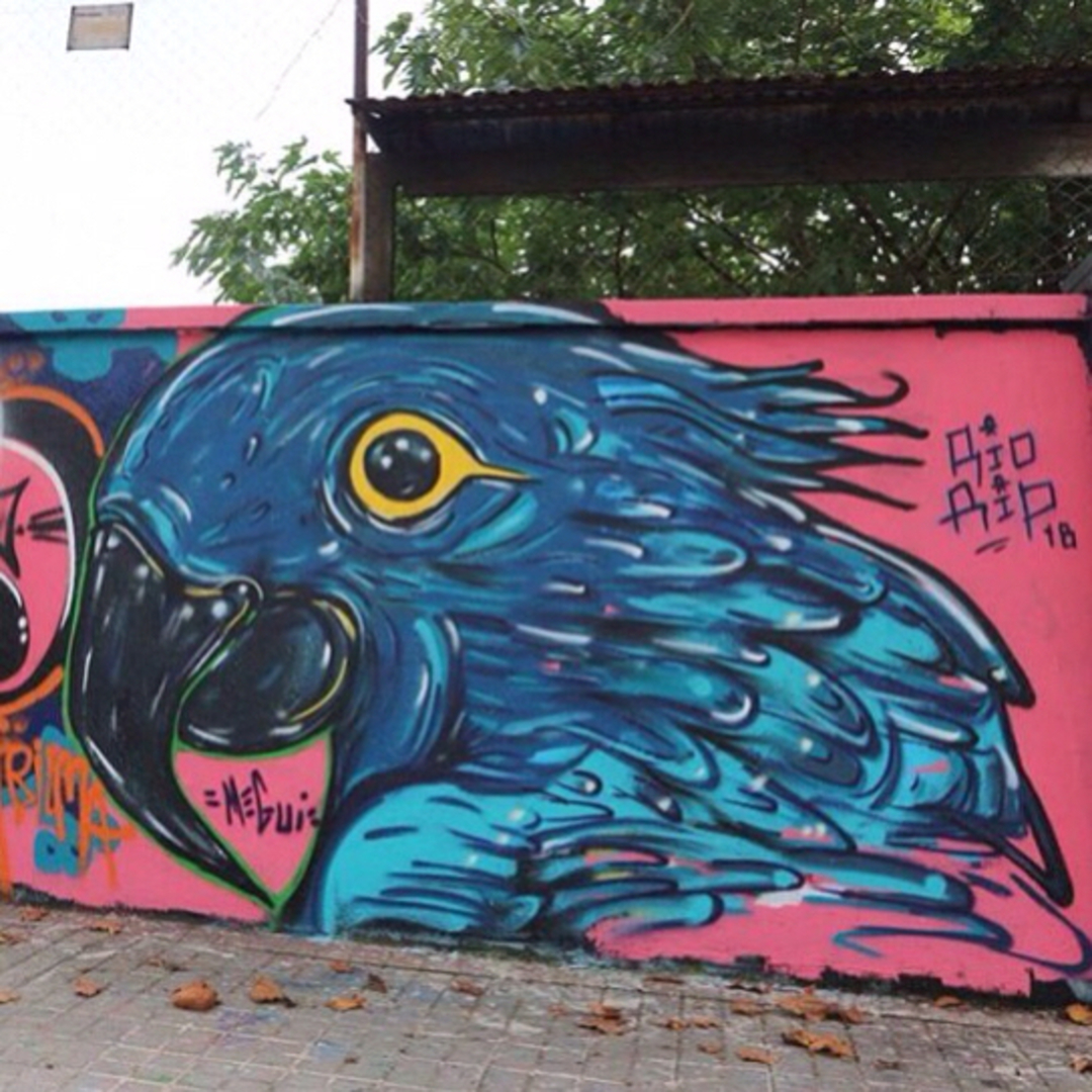 Wallspot - MEGUI - Selva de Mar - MEGUI - Barcelona - Selva de Mar - Graffity - Legal Walls -
