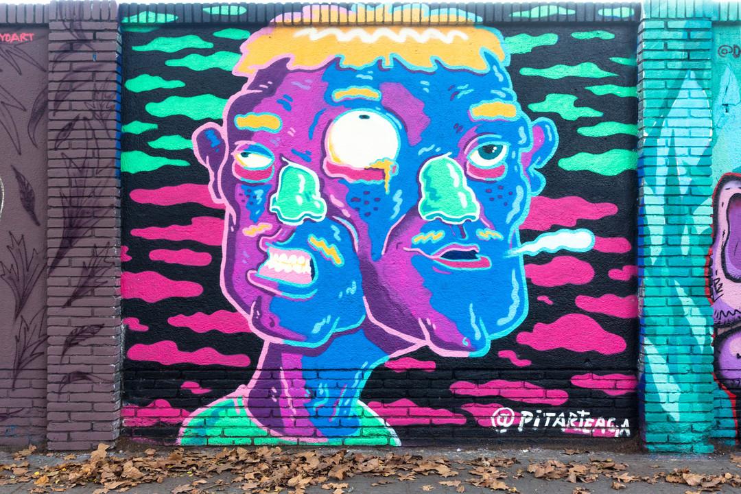 Wallspot - JOAN PIÑOL - @pitarteaga - Barcelona - Selva de Mar - Graffity - Legal Walls - Illustration - Artist - pitarteaga